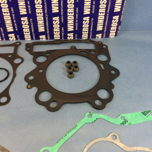 NEW WINDEROSA YAMAHA 660 COMPLETE GASKET SET 2002-2008 YFM 660 RHINO GRIZZLY