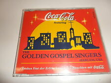 CD  Coca Cola feat. Golden Gospel singers