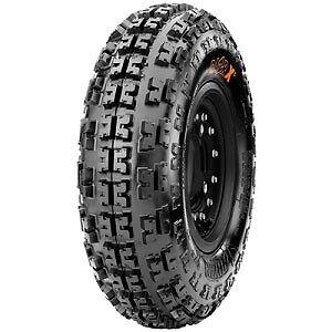 Set of 2 Maxxis 21-7-10 RAZR ATV Pair of Tires NEW