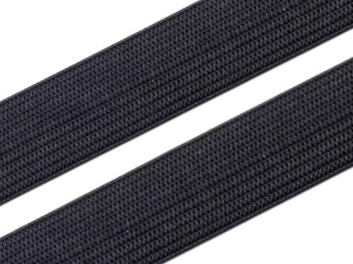 0,68 €//m cinta elástica 15mm-blanqueo de lavado de goma banda de goma 25m 0,52 €//m 1m 5m