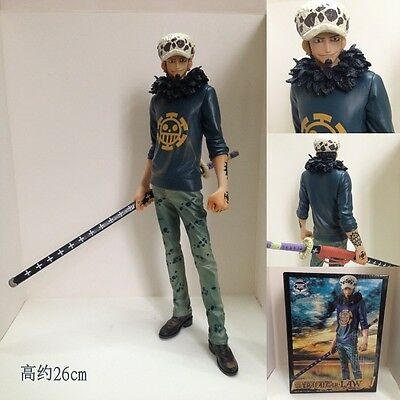 One Piece Law anime figure PVC Figures Doll dolls QA20 GIFT NEW
