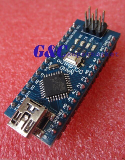 Nano 3.0 Controller Board Compatible with Arduino Nano CH340 USB Driver NEW M41