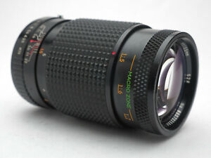 Sears Auto Multicoated 135mm f/2.8 Pentax K-Mount Telephoto with Macro Lens