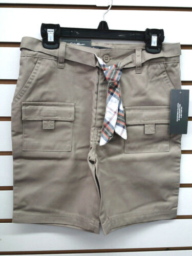 Girls Eddie Bauer Uniform Khaki Shorts Size 7-14