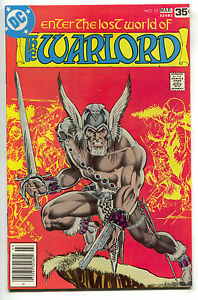 Warlord-11-1st-Series-DC-1978-VF-Mike-Grell