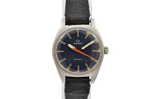 Vintage-Omega-Geneve-Cal-630-Manual-Wind-Stainless-Steel-Ladies-Watch-1801