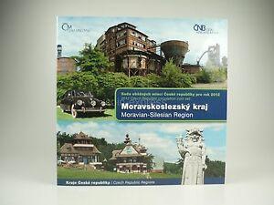 TSCHECHIEN-Kronen-KMS-2008-Unesco-Weltkulturerbe-vor-Euro-Coin-Set-BU