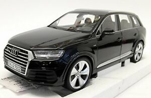Audi Q7 2015 Orca Noir 4m Minichamps 5011407625 1/18 Orcaschwarz 1:18 Noir
