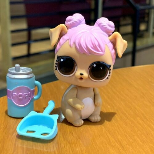 LOL Surprise Doll Pets Eye Spy Series 4 Dawn Pooch 2.5in Action Figure sd