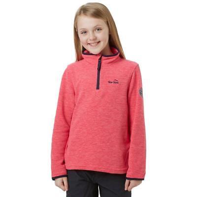 New Peter Storm Kids' Marly Half Zip Fleece Outdoor Clothing