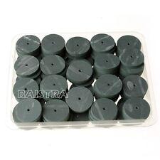 100pcsbox Dental Lab Rubber Polishing Wheels Burs Silicone Polishing Polishers