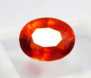 Natural-CERTIFIED-Oval-9-Ct-Orange-Ceylon-Sapphire-Loose-Gemstone