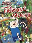 Adventure Time: Finn's Heroic Quest Search-and-Find (2015, Taschenbuch)