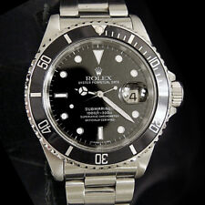 Rolex Submariner 16610 Stainless Steel Automatic Men's Watch