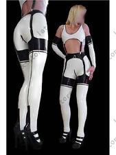 560 Latex Rubber Gummi Outfits Bra set leggings underwear customized gloves .4mm