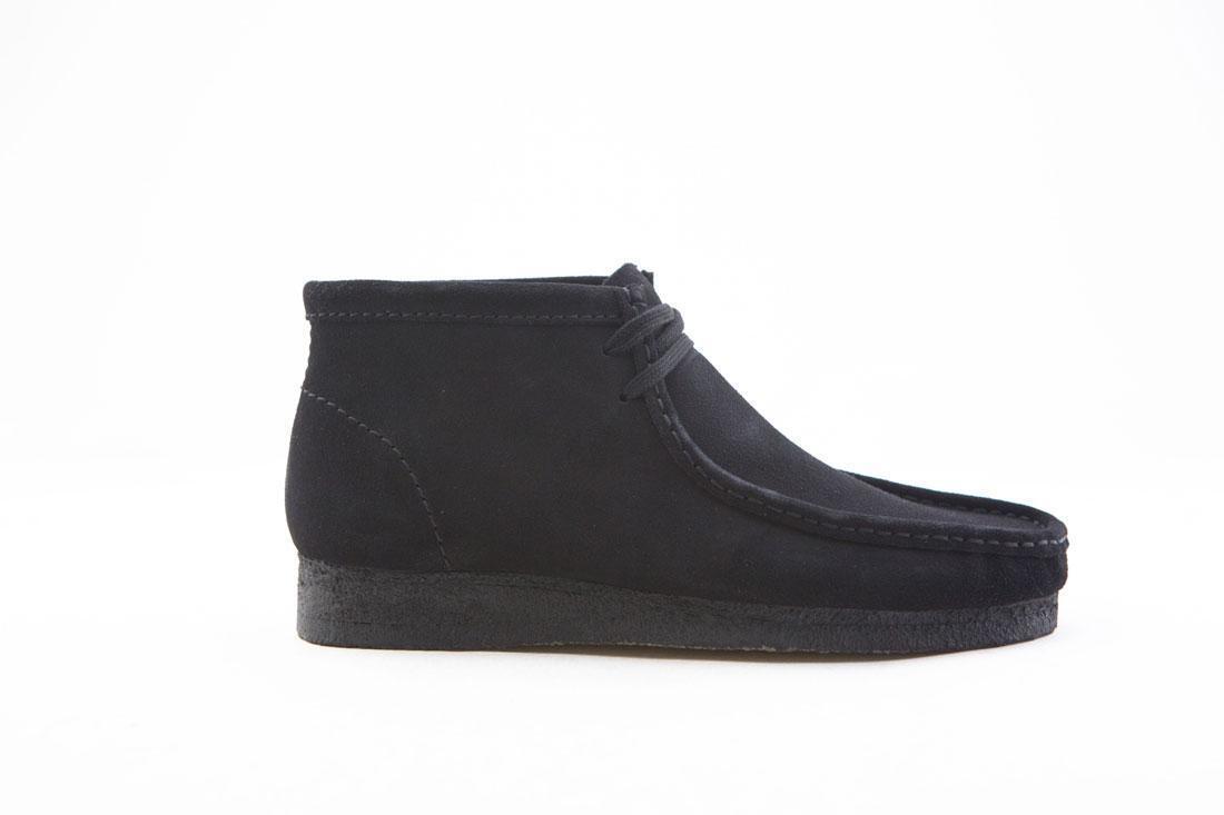 139.99 Clarks Men Wallabee Stiefel schwarz schwarz schwarz suede 26133281 e008ce