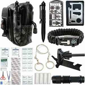 65-in-1-Outdoor-Camping-Survival-Gear-Kit-Fishing-Tactical-Bag-EDC-Emergency-Kit