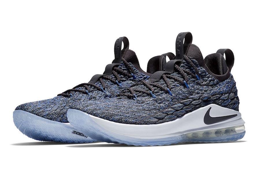 Nike Lebron 15 Low Signal bluee Free Free Free Shipping df328b