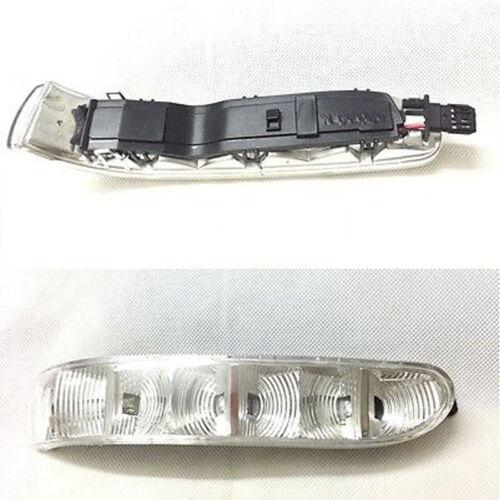 1xLeft Door Mirror Lamp Turn Signal Light For Benz W220 W215 S320 S430 S500 S600
