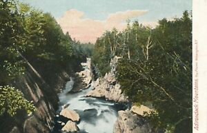 WILMINGTON-NY-The-Flume-Adirondack-Mountains-udb-pre-1908