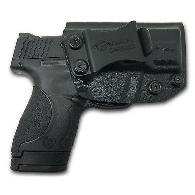 Concealed Carry IWB Holster Smith Wesson M&P Shield 9MM/ 40 Inside  Waistband R/H | eBay