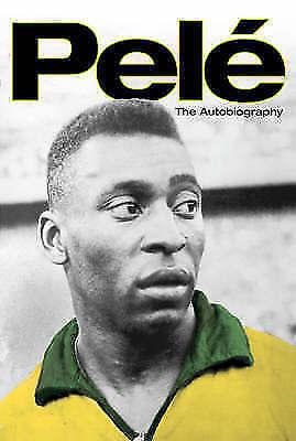 """""""AS NEW"""" Pele: The Autobiography, Pelé, Book"""