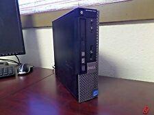 Dell Optiplex 7010 USFF Desktop i7 3770s 3.10GHz 8GB 300GB SSD DVD-RW Win 10 Pro