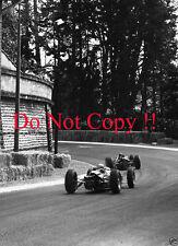 Jim Clark & Trevor Taylor Lotus 25 Pau Grand Prix 1963 Photograph