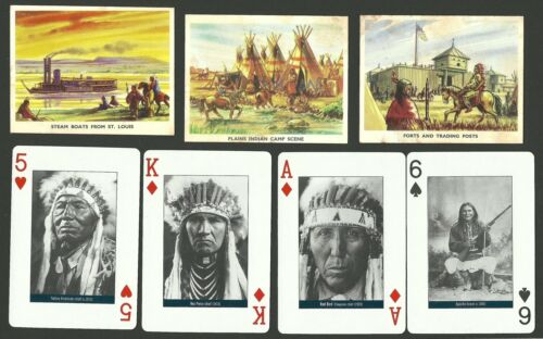 Native American Indians Hopi Fab Card Collection