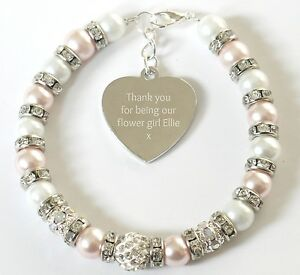 Personalised Wedding Jewellery Gifts : Jewelry & Watches > Fashion Jewelry > Charms & Charm Bracelets
