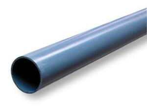 Details about Plastic PIPE 1m Lengths UPVC & HDPE ABS, CPVC Metric &  Imperial Sizes