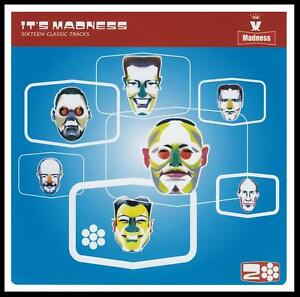 MADNESS-IT-039-S-MADNESS-CD-70-039-s-80-039-s-PUNK-SKA-POP-HOUSE-OF-FUN-NEW