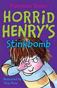 Horrid-Henry-039-s-Stinkbomb-Horrid-Henry-book-10-Bk-10-by-Simon-Francesca-G
