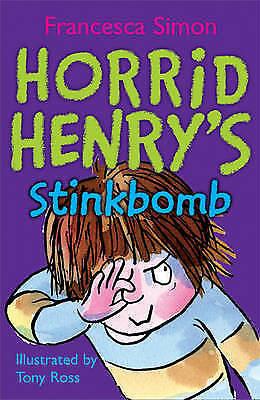1 of 1 - Horrid Henry's Stinkbomb By Francesca Simon NEW (Paperback) Book