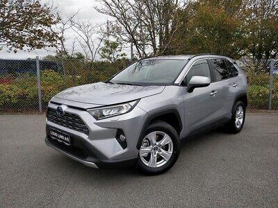 Annonce: Toyota RAV4 2,5 Hybrid H3 CVT - Pris 389.900 kr.