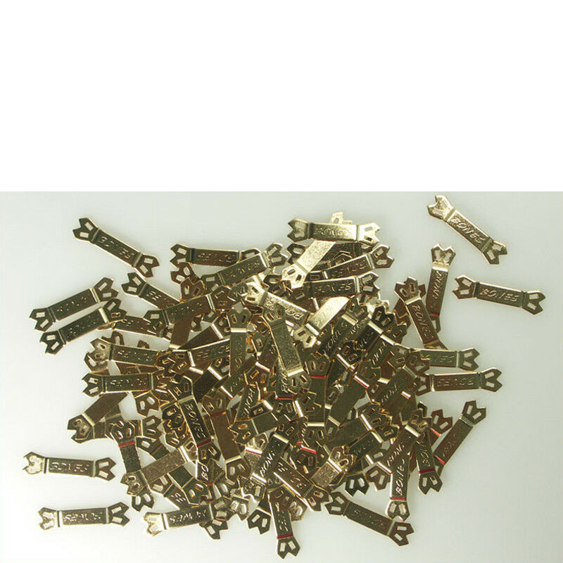 Battery Connectors golden 100 Piece for Sub-C Team Orion ORI40113 706113
