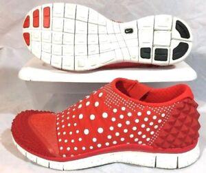 d51171a00f58 Nike Free Orbit II SP Mens 12 Nikelab Polka Dot Spike Pack Red White ...