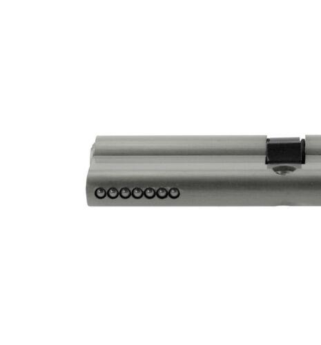 Hauptschlüssel Anlage 2-5x 35//35 70 mm Knauf Zylinder mit 3x Hauptschlüssel