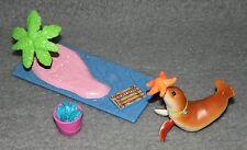 Meine kleine Tierwelt Seehund Robe My littlest Petshop Kenner 80er 90er Jahre a
