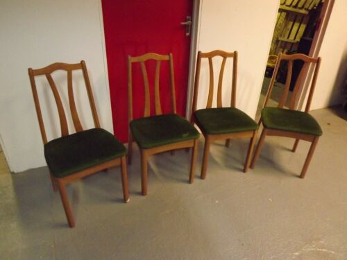 4 x Vintage (1990s) Dining Chairs