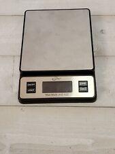 Weighmax Digital Postal Scale 90 Lb Maximum W 2809 90blk