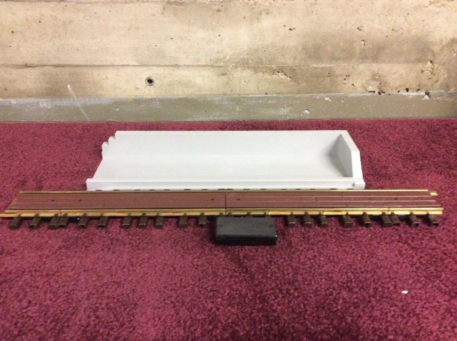 LGB 10154 DISENGAGING RAIL RAIL RAIL FOR RAILROAD FREIGHT CAR - DUMPING BOX - G SCALE 467110