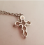 """thumbnail 6 - 925 Sterling Silver Cross Pendant Necklace 20""""  Religious Inspirational NWT"""