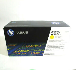 HP 507A, CE402A Genuine Sealed Yellow - Trending at $310.89