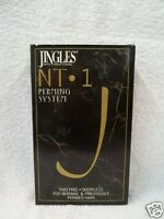 Jingles Nt-1 Perming System For Normal Or Previously Permed Hair (lot Of 4)