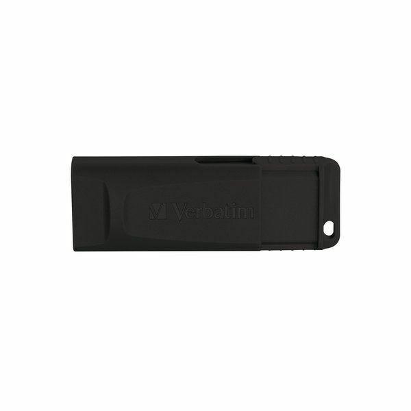 Verbatim StorenGo USB 2.0 16GB Blk - VM98696