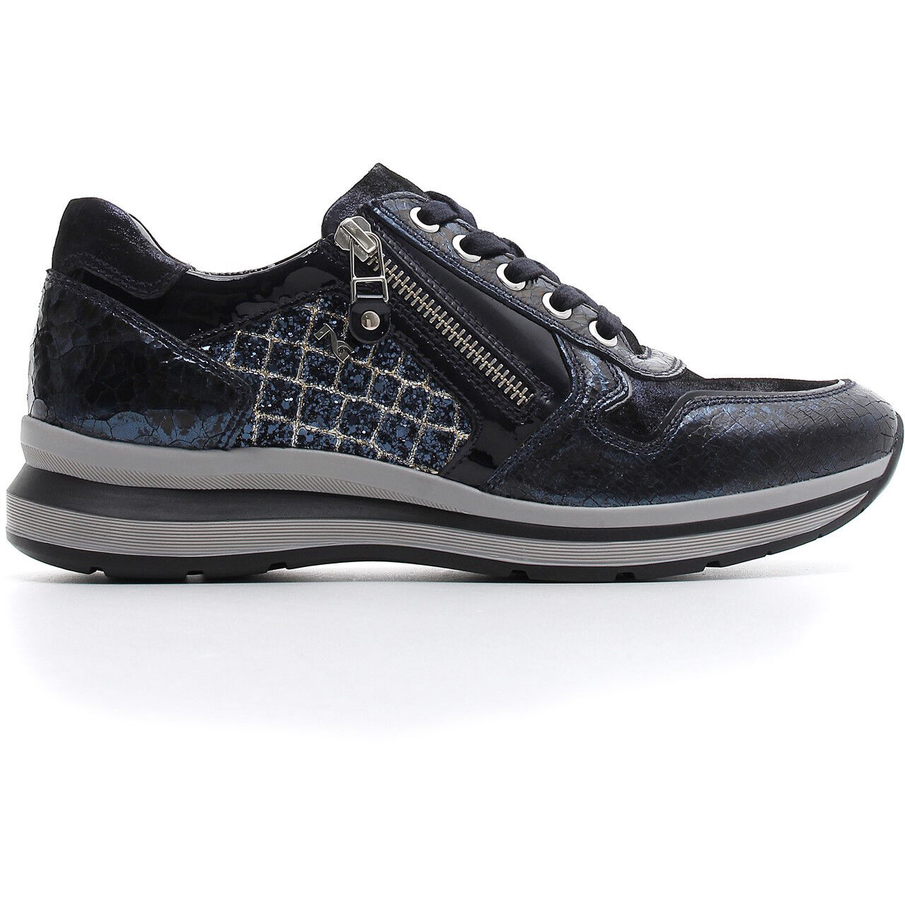 SNEAKERS SNEAKERS SNEAKERS SPORTS SHOES AUTUMN WINTER blackGIARDINI NEW COLLECTION A806570D 35e9d7