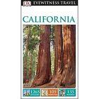 DK Eyewitness Travel Guide California by DK (Paperback, 2016)