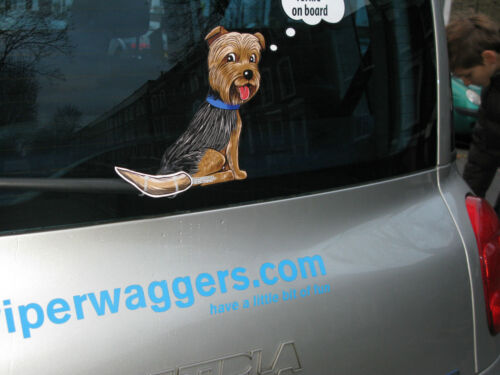 YORKSHIRE TERRIER /'YORKIE/' DOG LOVER NOVELTY GIFT FOR YOUR CAR REAR WIPER