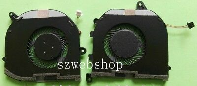 New Dell XPS 15 9570 XPS15-9570 CPU GPU cooling Fan 08YY9 TK9J1  DFS501105PR0T 6482318995539 | eBay